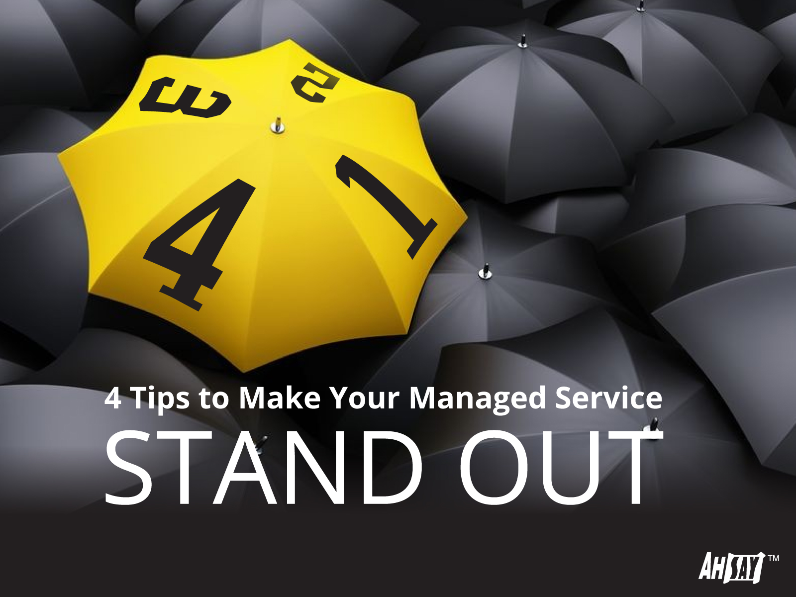 4 Tips to Make Your Managed Service Stand Out