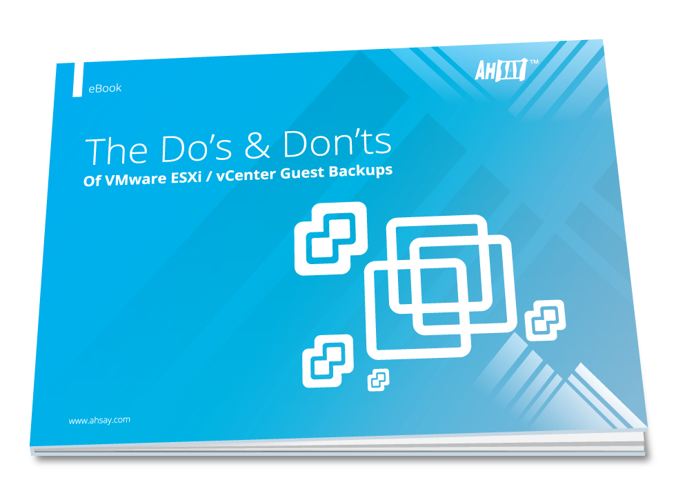 Download eBook - The Do's and Don'ts Of VMware ESXi