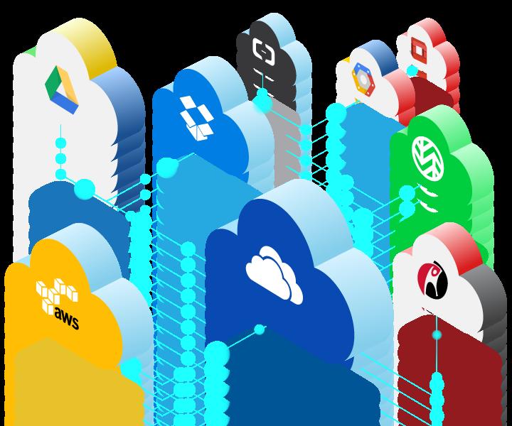 Centralized Cloud / Online / Managed Backup Software